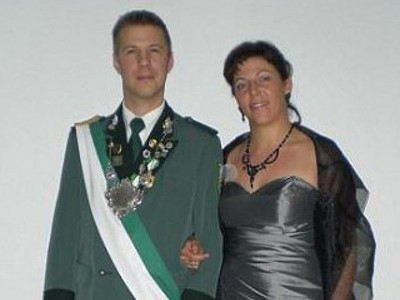 Jägerkönig 2008/09 Stephan van Hooven