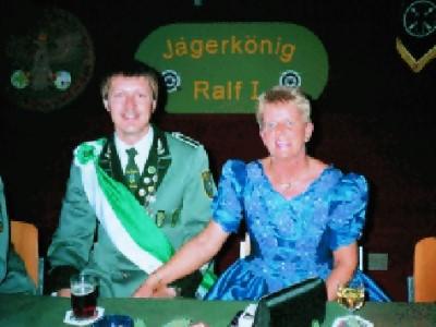 Jägerkönig 1997/98 Ralf Pfeffer