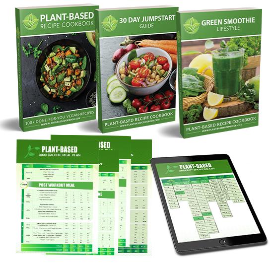 plant based vegan cookbook