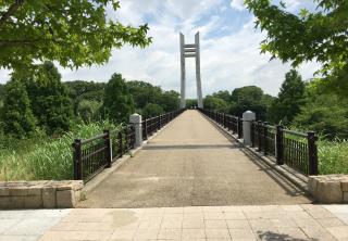景観が素晴らしい大橋
