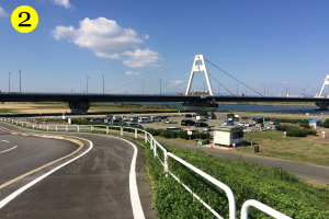 太子橋地区BBQマップ