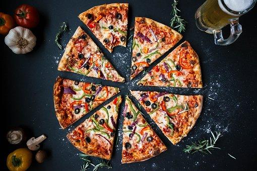 ピザ 画像