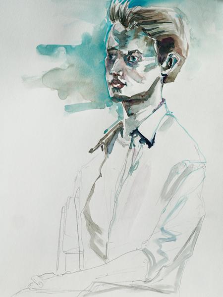 Maximilian, Portrait