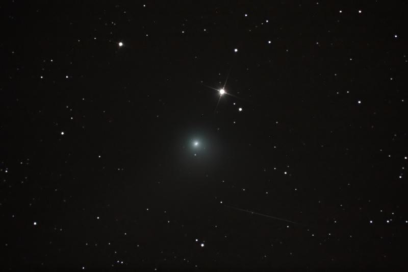 Komet C 2009P1 (Gerradd) , 1200mm Brennweite