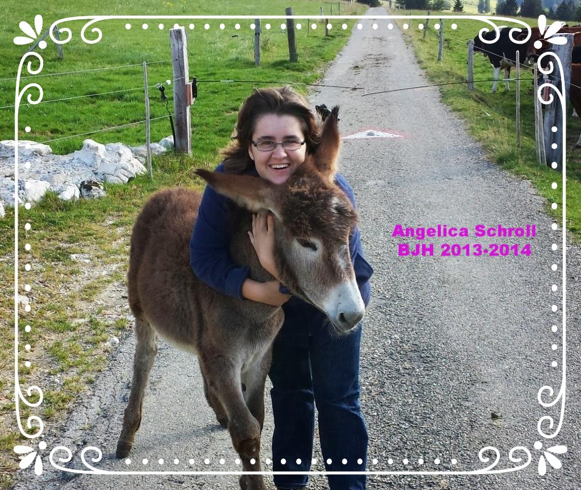 Angelica Schroll BJH 2013-2014