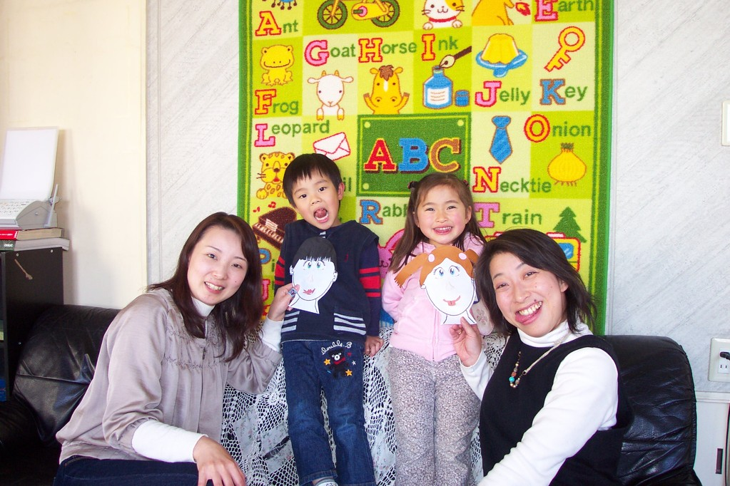 Tiny Tots Mommies & kids