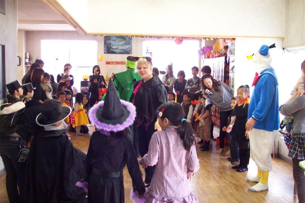 LOFT TinyTots Halloween.  Fun! Fun! Fun!