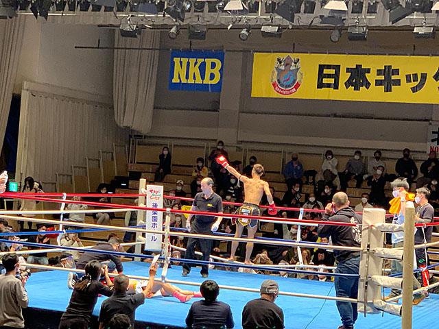 2・20 NKB観戦