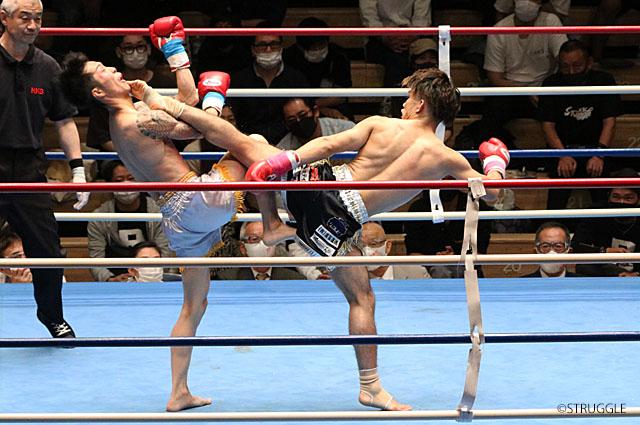 6・19 NKB 日本キックボクシング連盟に出場した老沼隆斗の結果です!