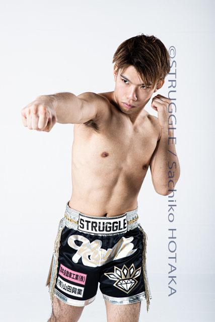 明日6・19(土)NKB 日本キックボクシング連盟興行に老沼隆斗が出場します!