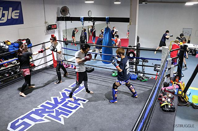初心者クラスで身体を動かす!キックボクシングって良いですよ