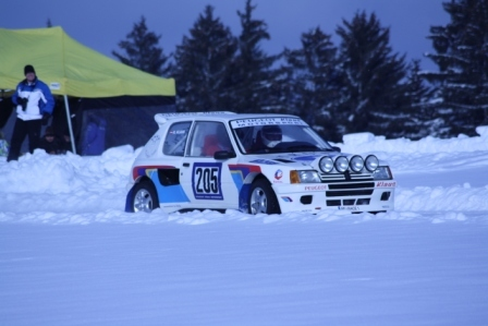 Snow Event 2012