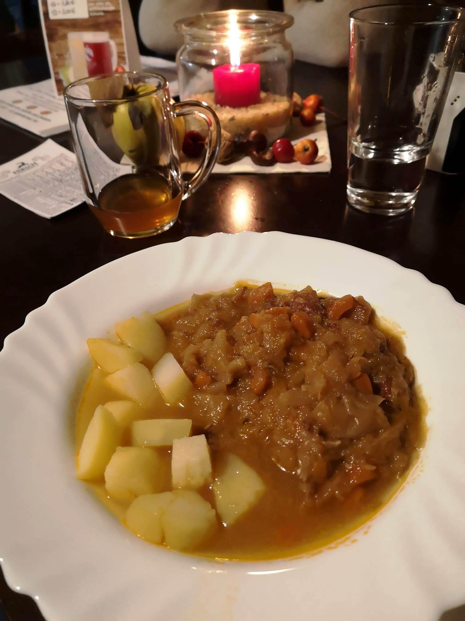 Kalja - ein winterliches Spezialität aus Kroatien