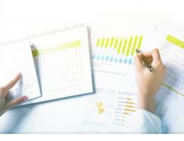 レポートを作成し有効なデータを分析
