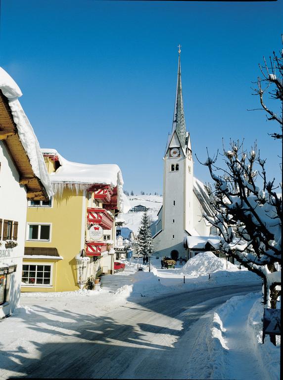 Abtenau, im Winter