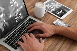 Neue Medien, Notebook Handy Tablet