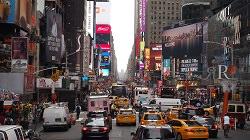 Chaos im Großstadtverkehr