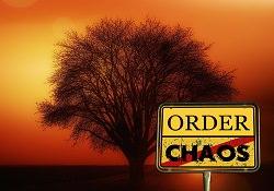 Chaos und Ordnung - es besteht noch Hoffnung