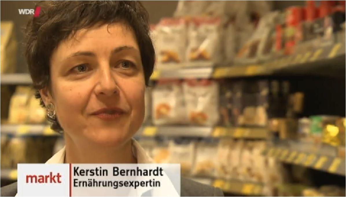 WDR markt: Gefärbte Lebensmittel