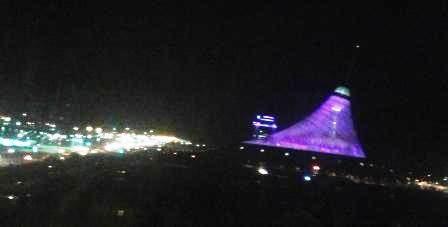 Астана, Ханшатыр