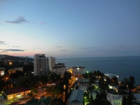 Сочи, Чёрное море, город у моря, Sea Galaxy Hotel Congress & Spa