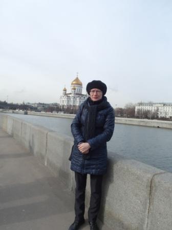 Москва, храм, Спаситель