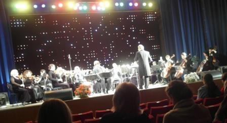 Концерт ЭСО с солистом-бандонеонистом в филармонии
