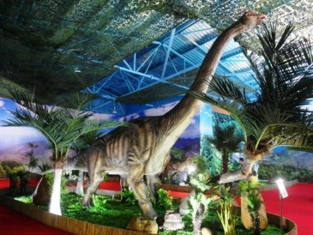 Брахиозавр, до свидания!
