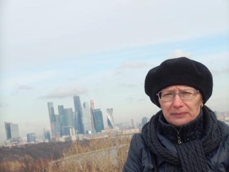 Москва, экскурсия