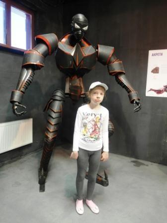 Робот Акрети