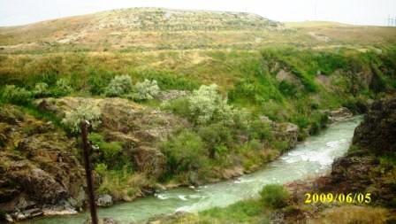 Река Арысь