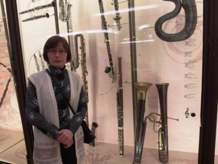 русский фагот, музей