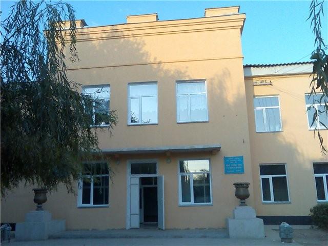Школа №8 им. Комарова