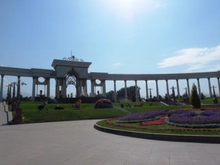 Алматы. Парк Президента