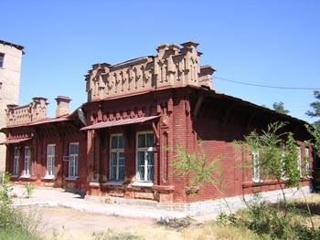 Жилой дом. Начало ХХ века