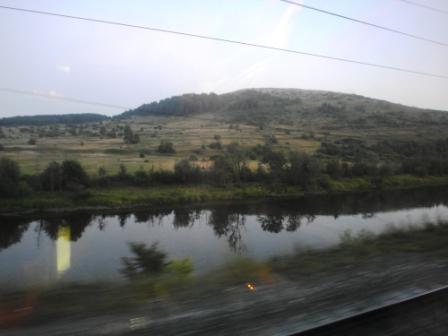 Речка привела в Усть-Катав