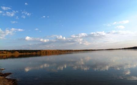 Озеро Пёстрое