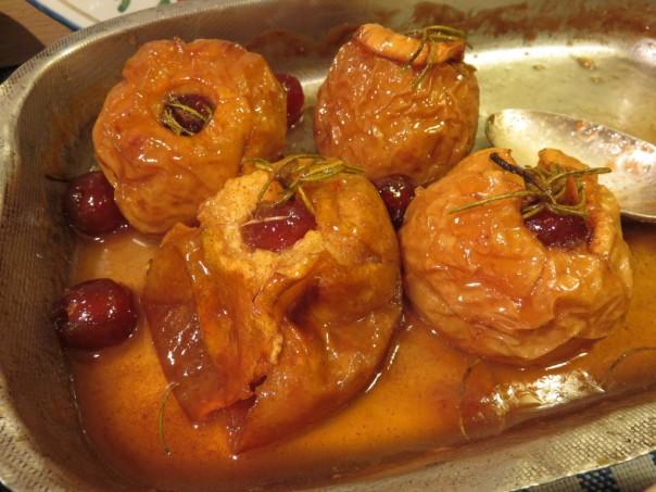 Pomme au four de la Mère Mitraille - Canal Gourmandises