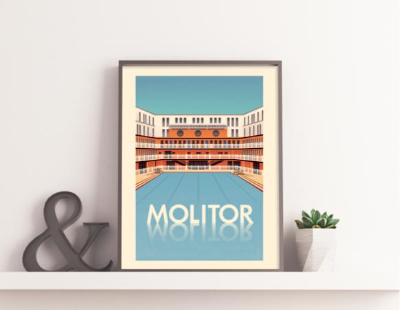 PARIS : Molitor est prêt à accueillir ses hôtes de nouveau dès le 12 juin 2020. La nouvelle affiche