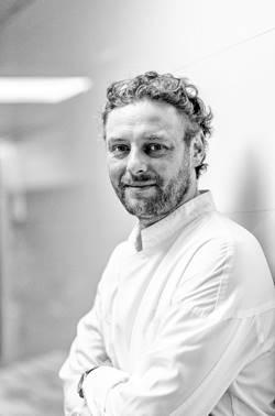 Arnaud Donckele, La Vague d'Or - Cheval Blanc Saint-Tropez et Cheval Blanc Paris.