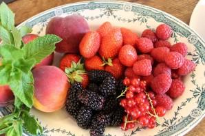 Les fruits rouges de l'été