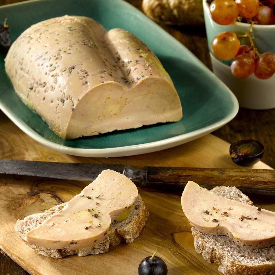 TESTS PRODUITS :  Foie Gras de Canard mi-cuit Paysans de Gascogne