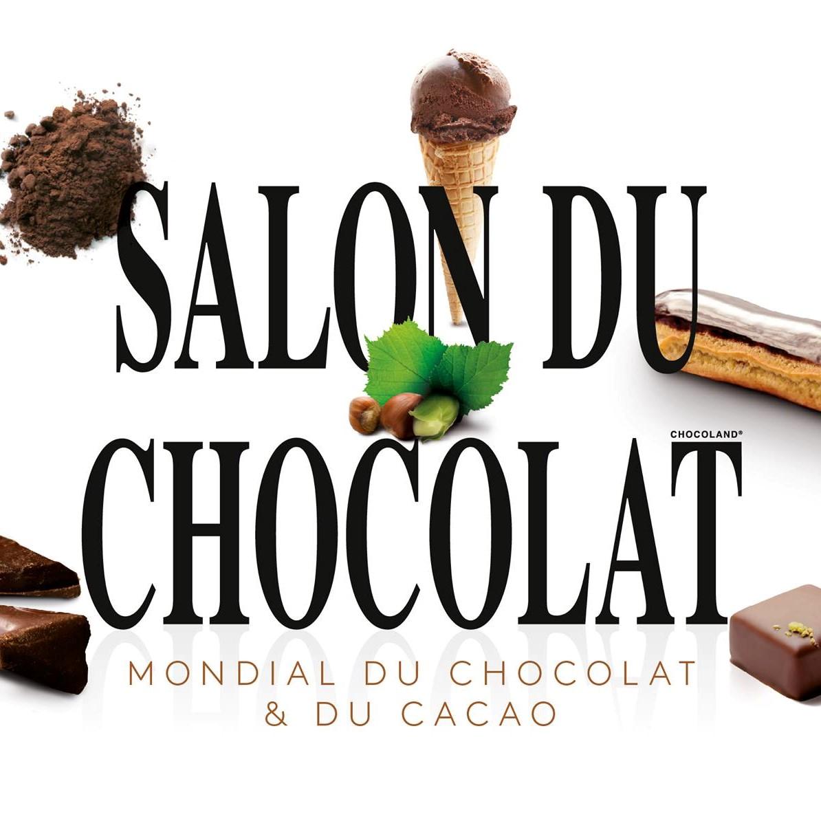 PARIS : Le Salon du Chocolat revient du 28 Octobre au 1er Novembre 2021
