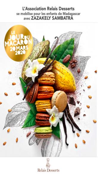 Le jour du Macaron 2020 Relais Desserts