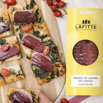 TESTS PRODUITS : Magret de Canard des Landes Fumé Tranché de la Maison Lafitte. L'Avis de Canal Gourmandises