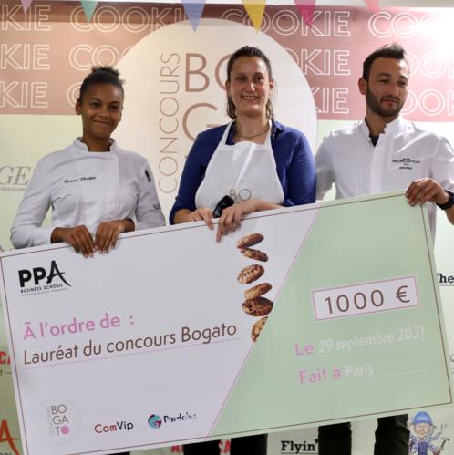 PARIS : Stéphanie ANTOINE remporte la 1ere édition du concours BOGATO