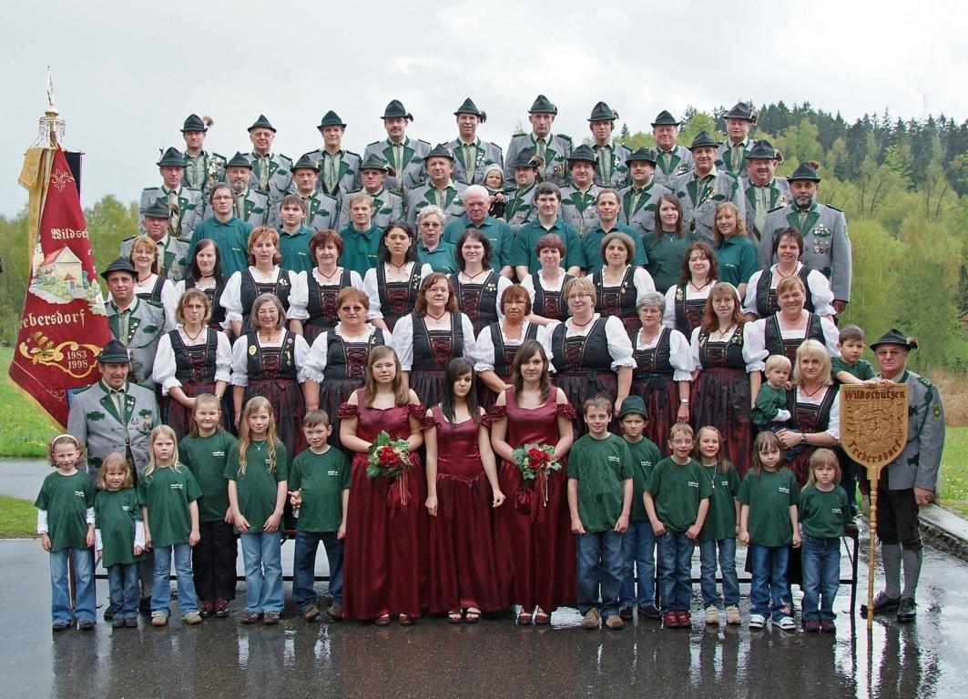 """Unser Ehrenpatenverein """"Wildschützen Trebersdorf"""""""