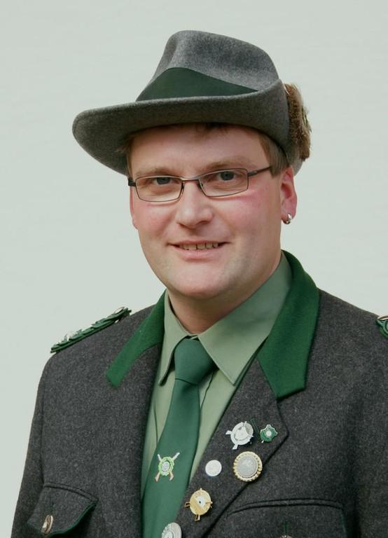 2. Schützenmeister Martin Holzapfel