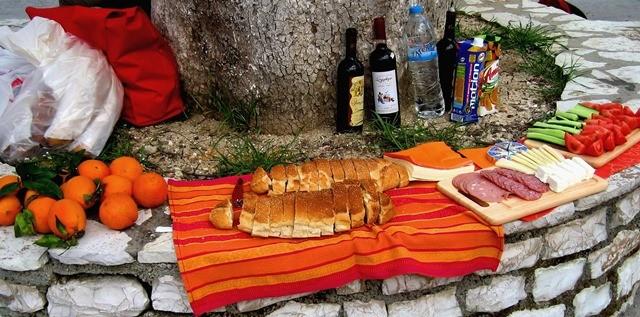 liebevolle Picknicks
