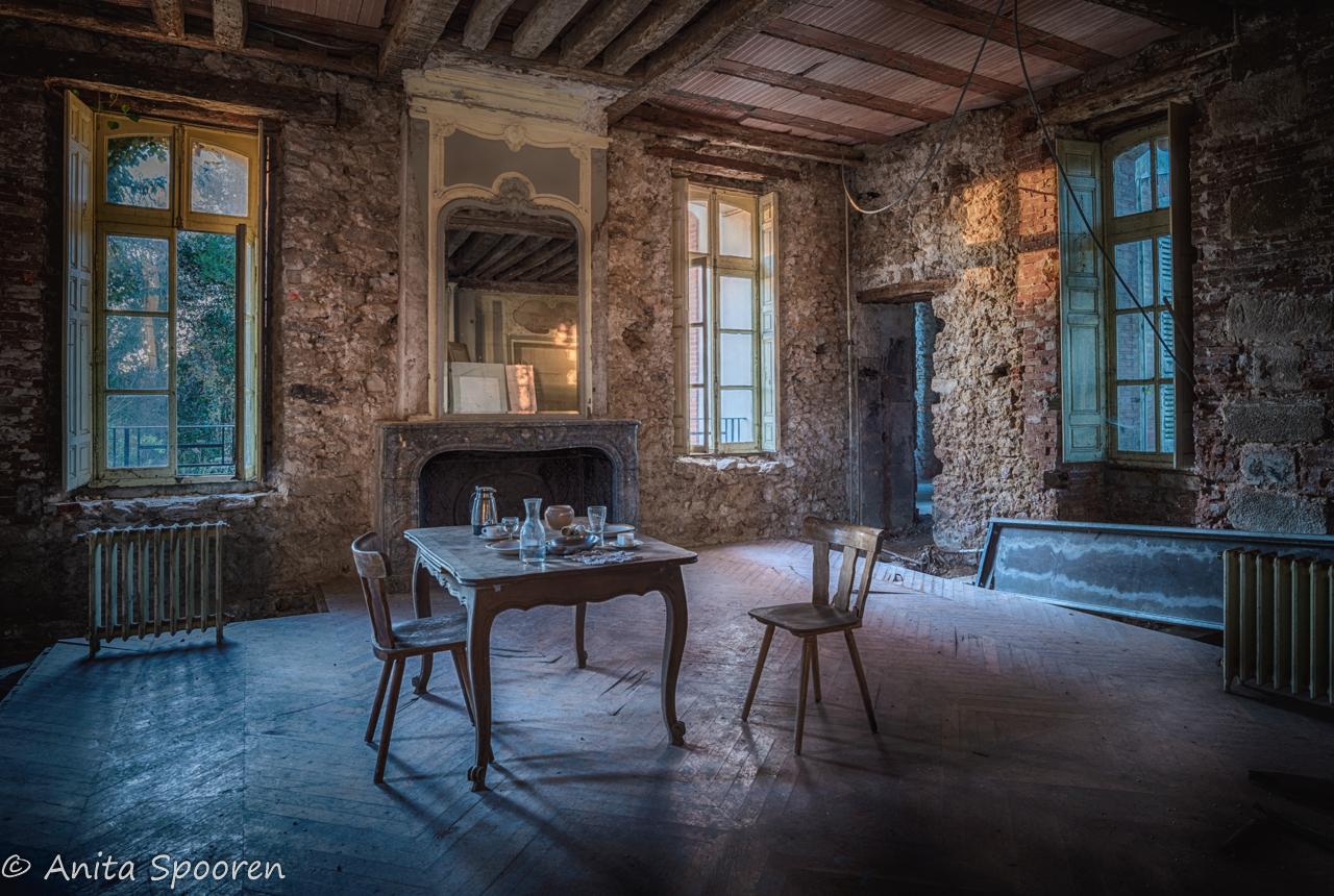 Chateau Social Anita Spooren Fotografie